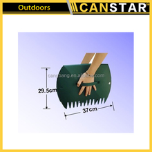 Easy use Plastic garden Leaves Grabber Grass raking leaves rake