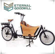 """Adult bicycle/two wheel/electric cargo bike/cargobike NY-UB9041E-N8SX20""""/24"""""""