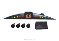russia hot sale manufactory direct sale high quality universial led display car parking sensor