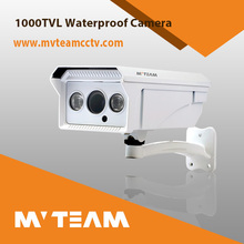 China Manufacturer safety security products 1000tvl CCTV camera with 3rd generation LED Array