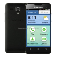 dropship original Lenovo A3 4.0 inch Android OS 2.3 Smart Phone, SC7730 Quad Core 1.2GHz, ROM: 256MB, Support GPS