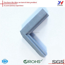 OEM ODM customized precision shipping container rubber door seal gasket/hot sale cheap price cabinet door dust seal