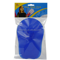 Funny Kids Swim Faster Training cheap Hand Paddle with silicone Strap