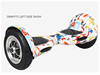2015 New Arrival bluetooth hoverboard with lithium battery 15km/h