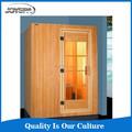 Neue, moderne Sauna