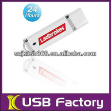 Hot OEM 32GB plastic lighter shape usb memory flash