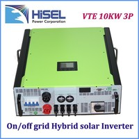 InfiniSolar 10KW On-grid inverter with Energy Storage10000 watt solar panel system