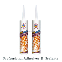 Fast dry silicone sealant rtv for window frame/tiling/aluminum/glass