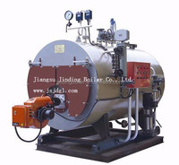 Thermal Efficiency Above 90% Horizontal Fire Tube Crude Oil Boiler Price