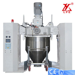 automatic dry powder mixer