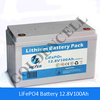 LiFePO4 Battery Factory Lithium ion 12V 100Ah Battery Pack for solar system, EV (electric vehicle), backup power, electric