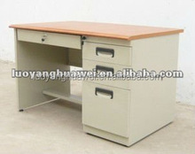Steel Office Desk with Steel Drawer Cabinet with Steel Table Legs