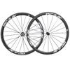 high performance road bike wheel set full carbon fiber 38 mm tubular wheel set