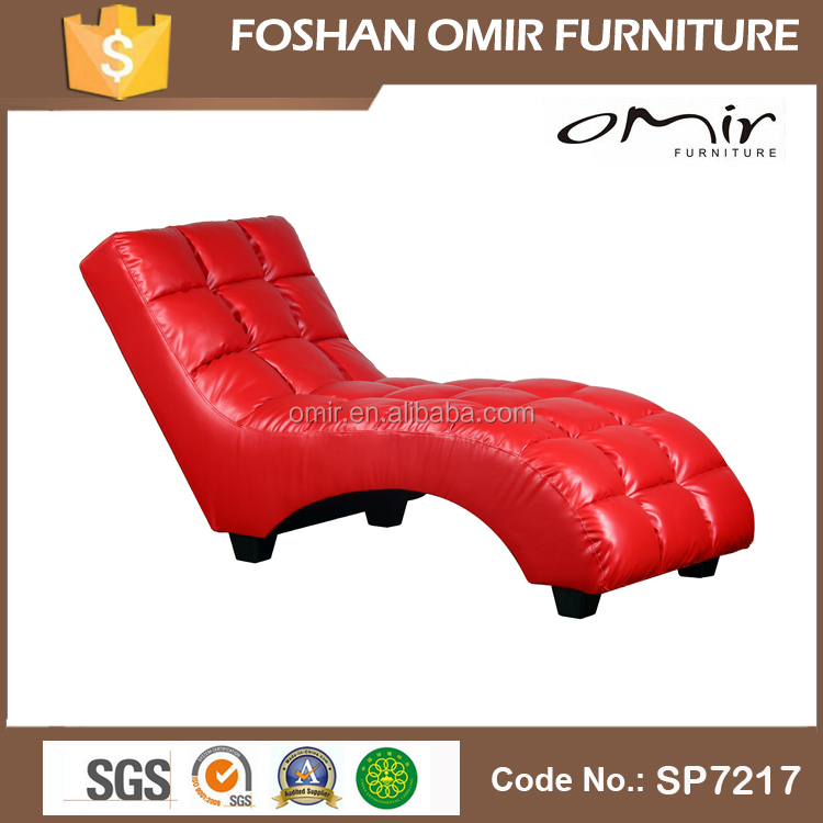 Sp7217 comfortable modern pu leather recliner chair - Modern leather recliner that is totally comfortable ...