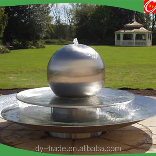 ext rieur fontaine sph re globe fontaine boule de fontaine en acier inoxydable d 39 autres. Black Bedroom Furniture Sets. Home Design Ideas