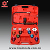 14pcs color-coded radiator leak tester FS2407A