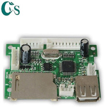 fr-1 94v0 pcb/circuit board assembly/circuit board induction cooker