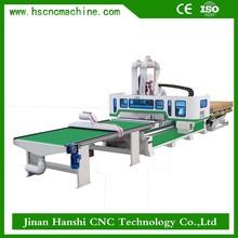 3d máquina de la escultura HSA1325 alimentación automática centro de mecanizado cnc centro
