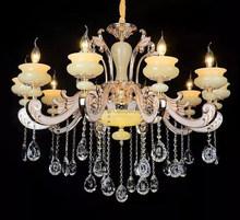2015 hot sales crystal pendant light, luxury crystal chandelier 5725