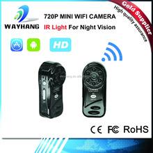 Newest Night Vision 720P wifi ip camera wireless p2p wifi ip digital hidden ip camera toilet hidden mini sport camera hidden cam
