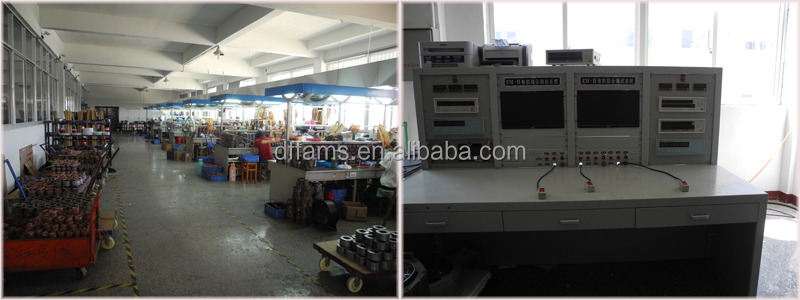 YWF Refrigeration mini fan motor for exhuasting - 220V or 380V 160w 2300 RPM Axial Flow Fan ...