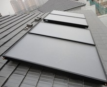 solar flat plate collector, epdm solar pool heating collector