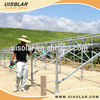 Solar Panel System Commercial Application Ground Mounting