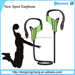 2015 China Top Selling Best Headphones Wireless Sports Headphone with Earhook