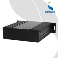 Saipwell All Sizes IP66 Waterproof Junction Box China Supplier Electronic Diy Aluminum Project Box