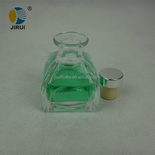 Silver rubber stopper for 50ml Clear diffuser bottles with thickness bottom