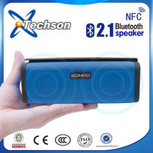 Super bass outdoor bluetooth speaker, loud sound portable wireless 2015 bluetooth speaker