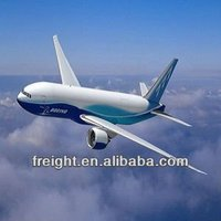 Economical China air freight to U.K.