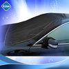 New Durable Waterproof Rain UV Dust Prevent Outdoor Front Car Window Cover