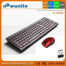 Factory direct material multimedia keyboard for microsoft