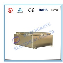 HYB stainess steel electrical terminal box