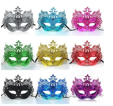 Fashion Halloween mask,halloween plastic face mask for party, new design mask for adult