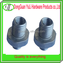 316 stainless steel double sided combination screw bolt for ship