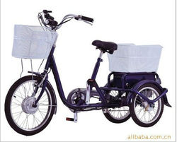 hot selling electric tricycle three wheel motorcyle