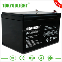 Reliable China supplier emergency ups battery 12v 7ah VRLA battery with wholesale price