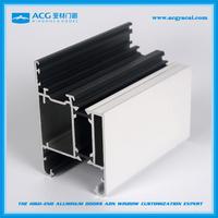 High anticorrosion performance aluminum window frame parts
