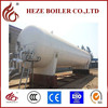 Cryogenic 60CBM bulk horizontal LNG tank