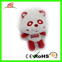 Personalized soft stuffed plush toys europe soft plush big eye panda