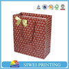 wholesale jewelry gift bag in customized paper