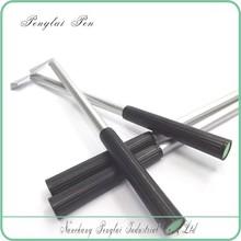 2015 hot creative plastic Golf shaped ,sports ball pen