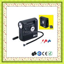 digital car air compressor plastic air compressor, air pump tire inflator