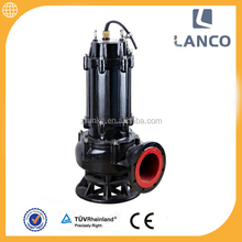 QW vertical centrifugal 75 hp water submersible pump