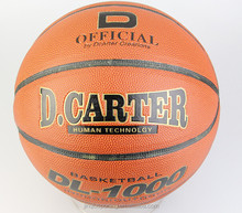 New factory produced cheap rubber basketball