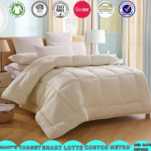 factory directory wool filled comforter/australian wool comforter /sheep wool comforter