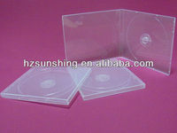 Single Half DVD Case 10mm