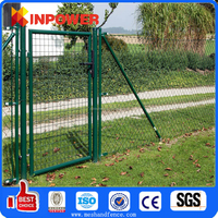 Chain Link fence with Accessories